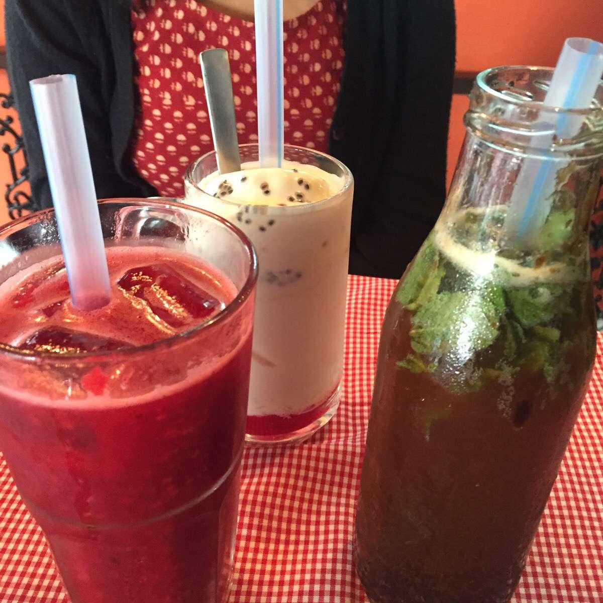 SBOW drinks Speciality