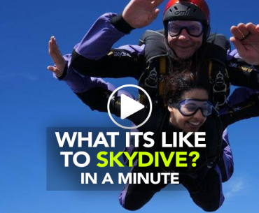 Skydive: Five Reasons Why You Should Make The Jump