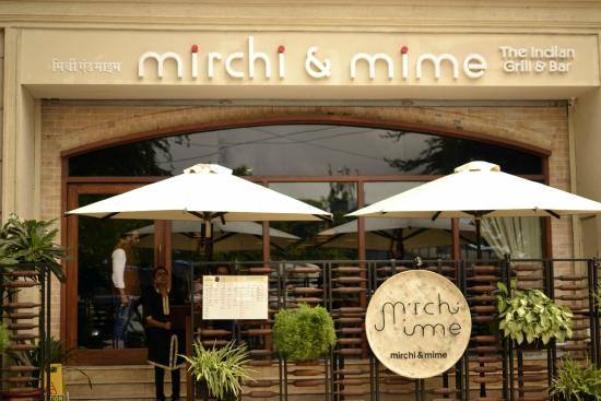 mirchi & mime