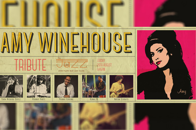 Amy Wine House The Piano Man Jazz Club Facebook page