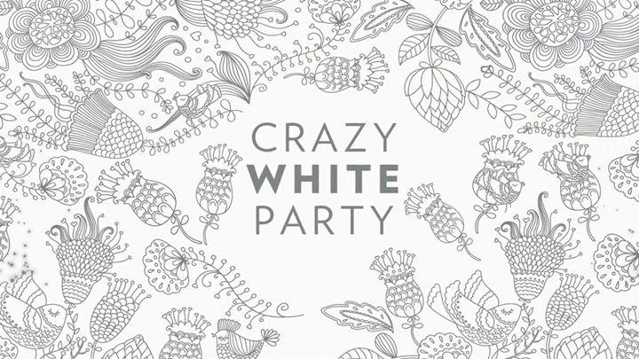 Crazy White Party