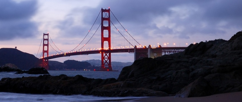 Iconic Golden Gate