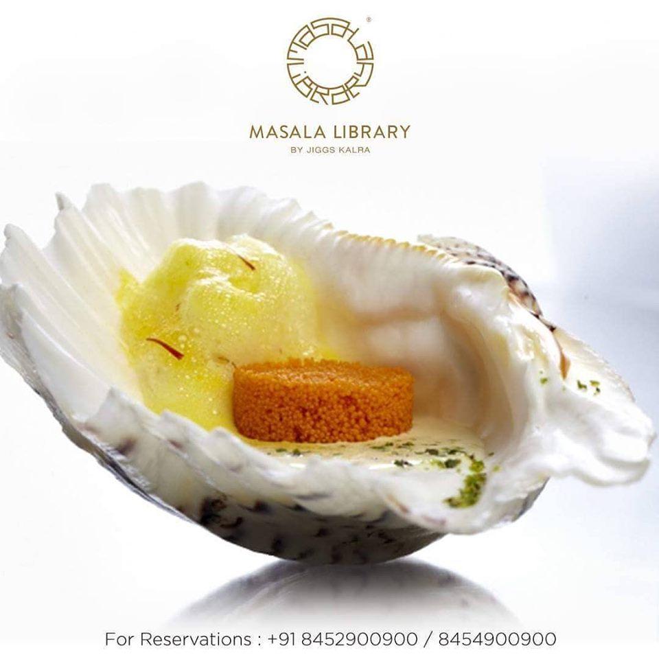 Masala Library Best Dessert
