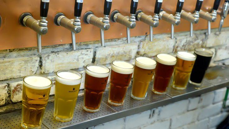 Taps 8 Beers