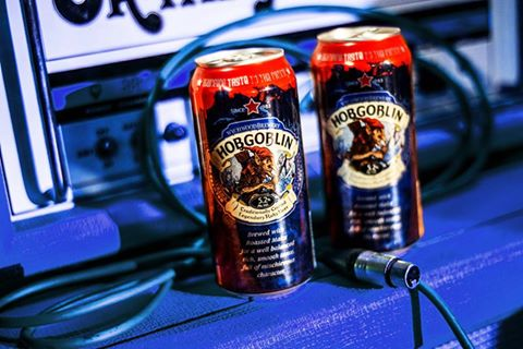 Hobgoblin Beer. Picture Courtesy- Hobgoblin Beer Facebook Page