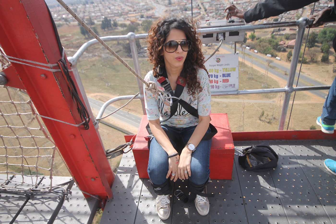 Here's Why I Will Never Bungee Jump Again! | Curly Tales