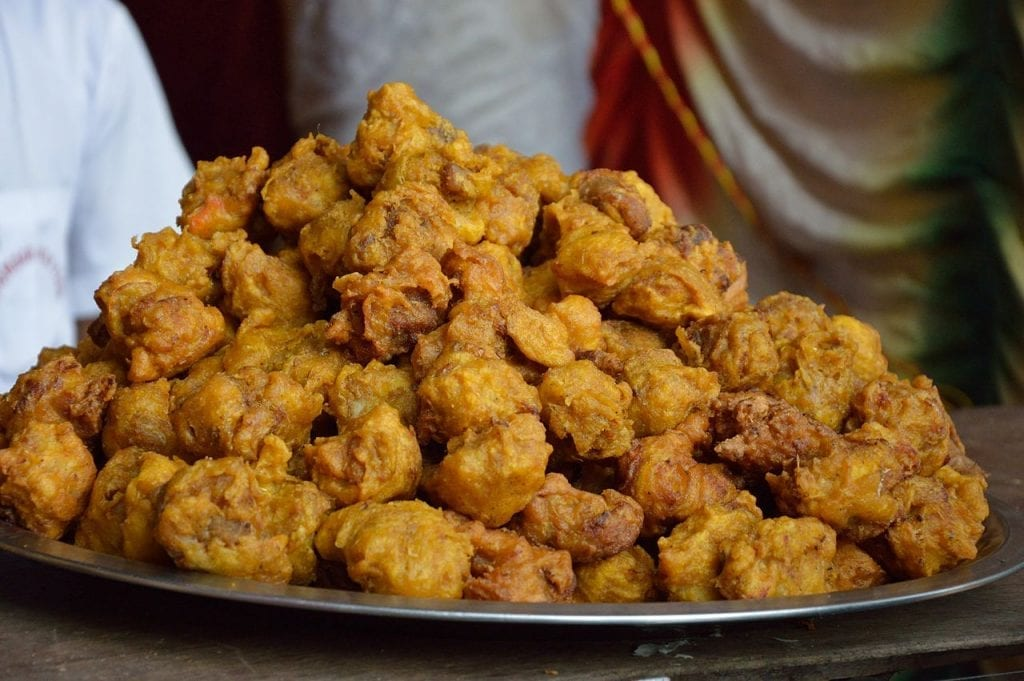 Fish Pakodas. Picture courtesy: Wikimedia