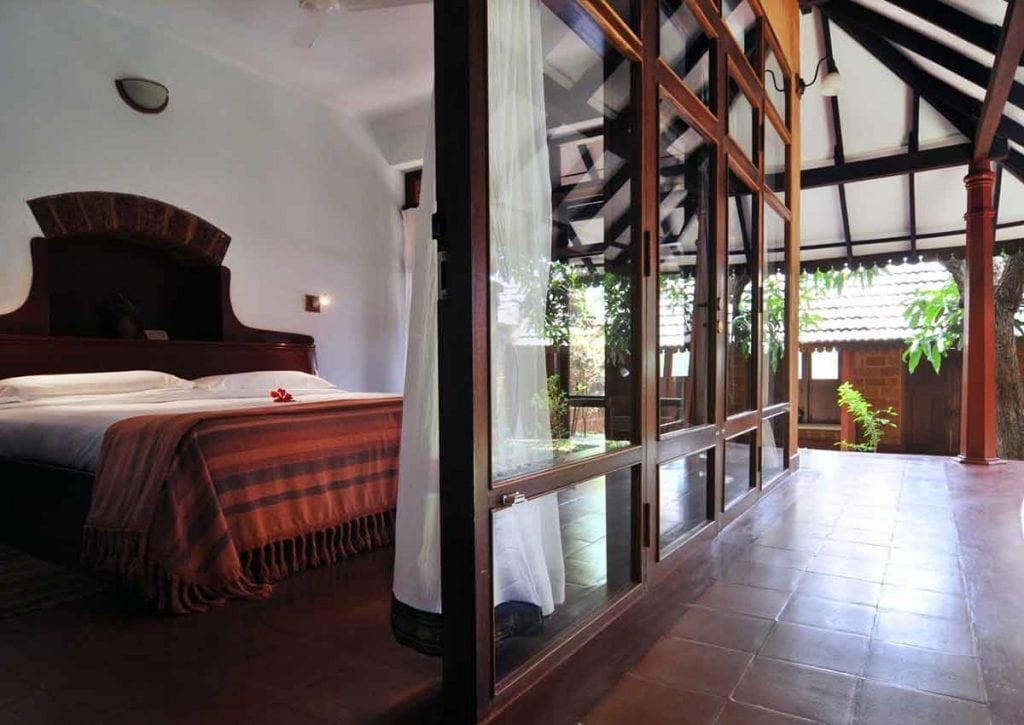 Swaswara Bedroom