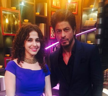Curly Tales_Miss Jani + SRK_Koffee With Karan_26 October 2016