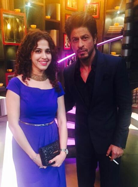 Curly Tales_Miss Jani + SRK_4_Koffee With Karan_26 October 2016