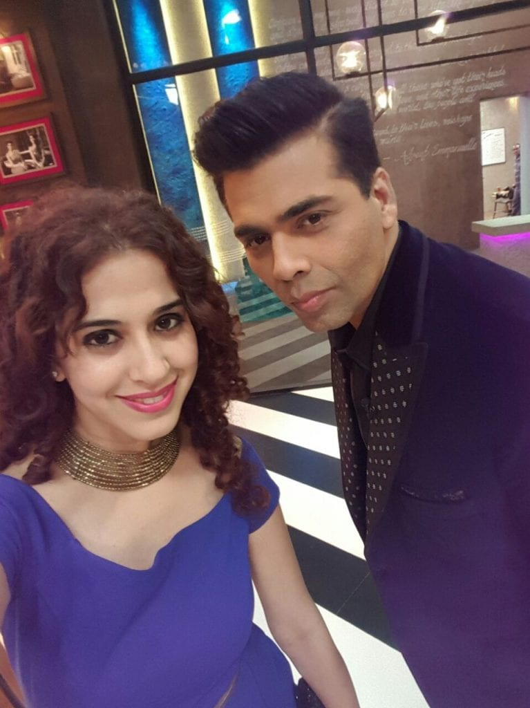 Curly Tales_Miss Jani + Karan_Koffee With Karan_26 October 2016