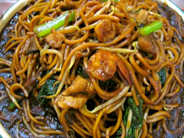 Chicken noodles. Picture courtesy: Wikimedia
