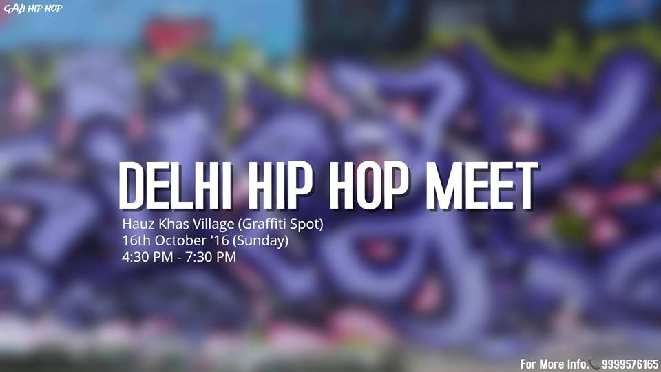 Picture courtesy: Delhi Hip Hop Facebook page