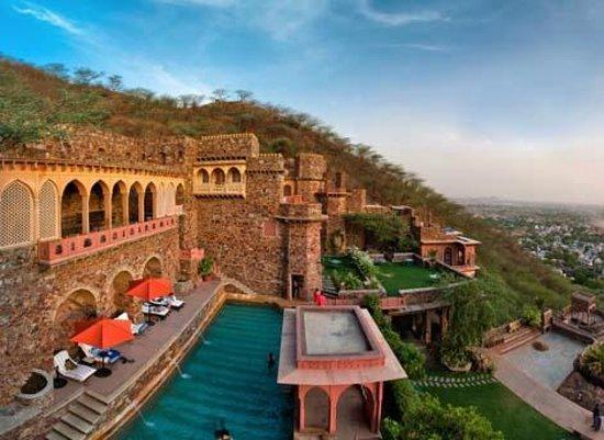 Hill Fort Kesroli. Picture Courtesy: tripadvisor.com