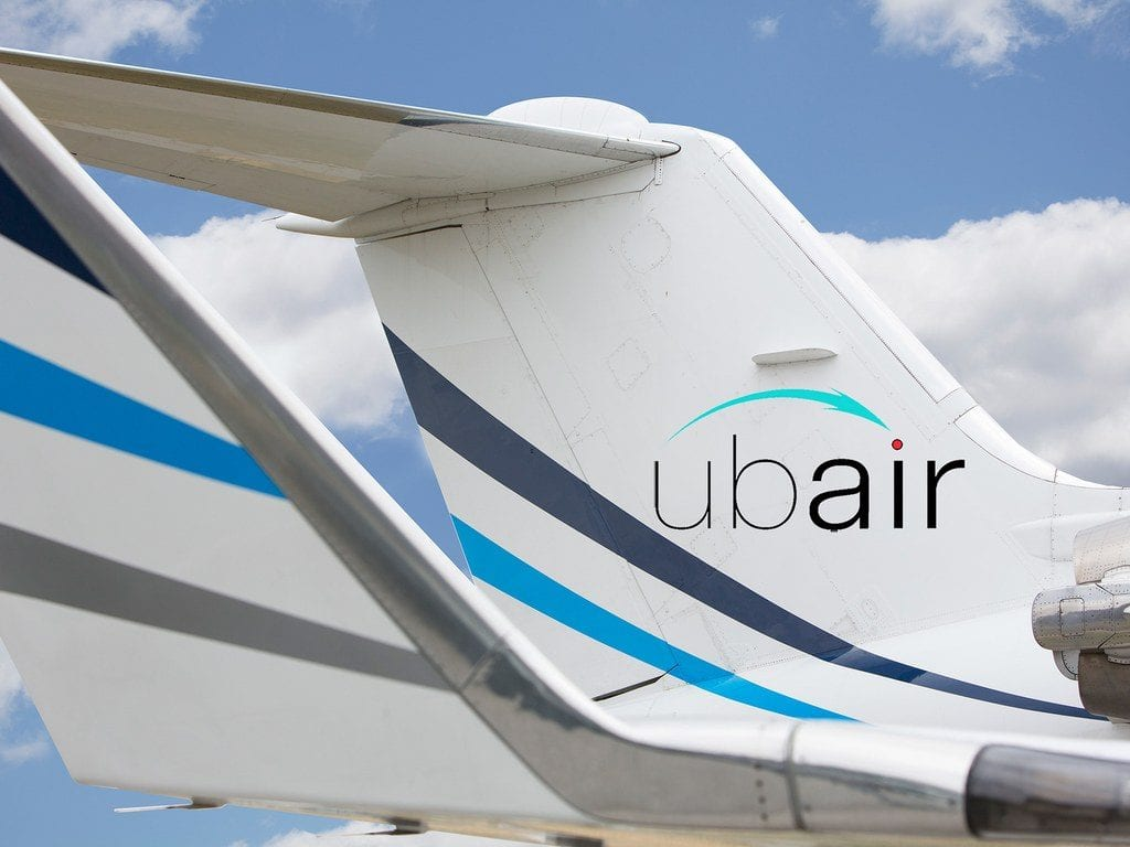 ubair-private-jet
