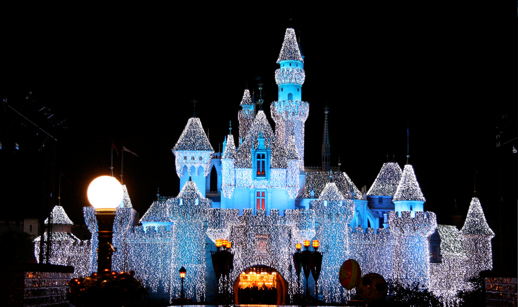 Disneyland Hong Kong NYE
