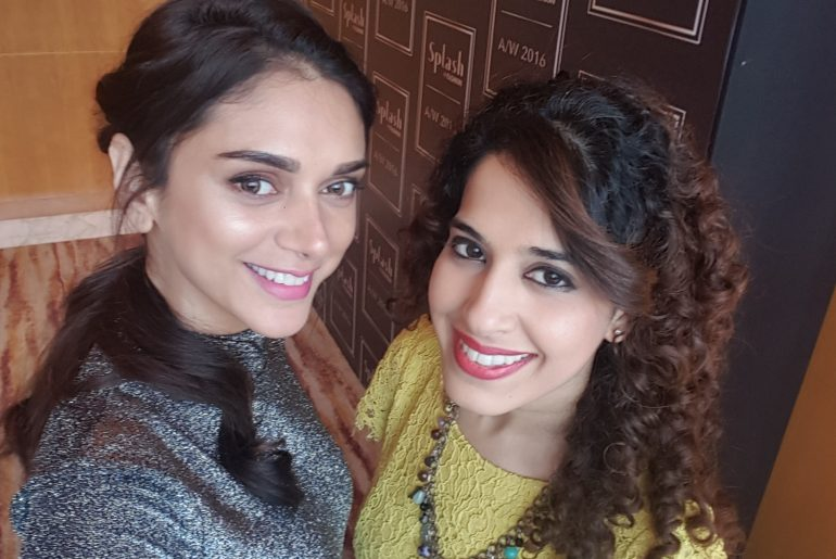 Aditi Rao Hydari Gets Cute & Candid with Miss Jani