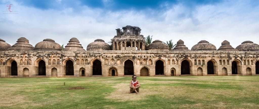 Every Place in Hampi Makes for a postcard picture