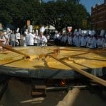 Would You Want To Go For The Giant Omelette Festival?