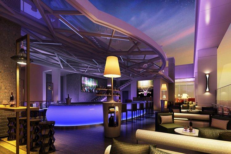 Top 6 Rooftop Bars Bengaluru