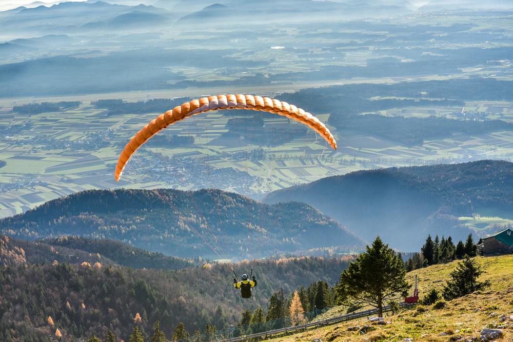 Go Para Para Paragliding!