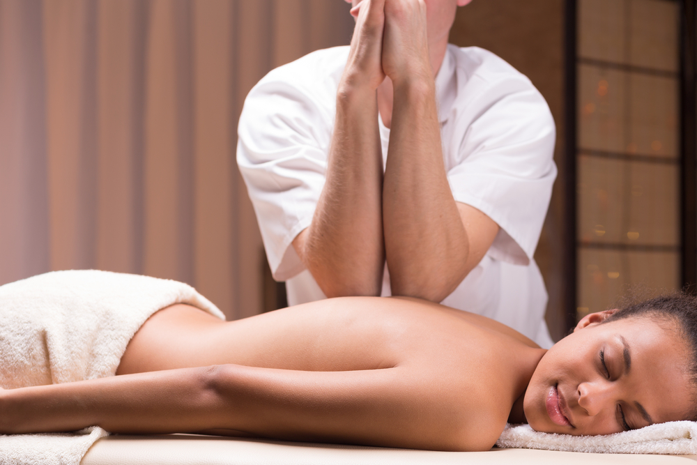 deeptissue massage