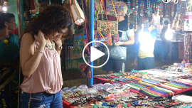 Saturday Night Market Video