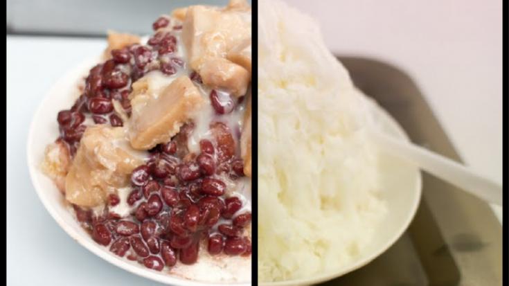 snowflake ice cream