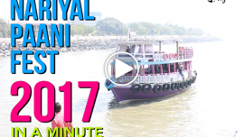 Nariyal Paani Fest 2017 in a minute