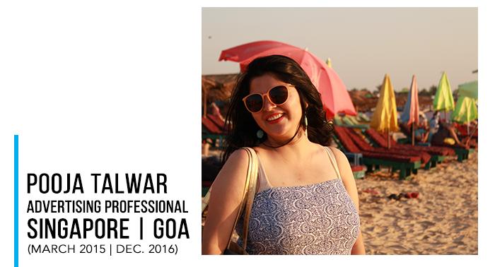 Pooja Talwar (Woman Solo Traveller)