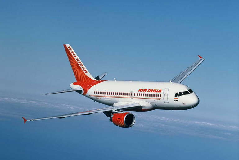 air india ladies only