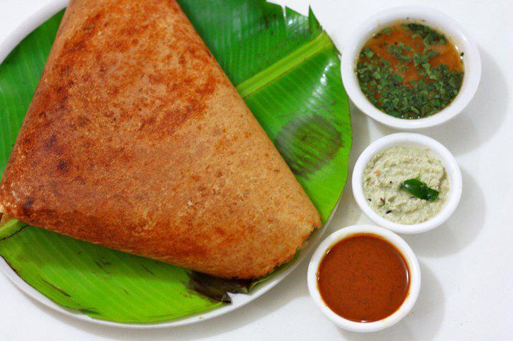Mysore Sada Rawa Dosa