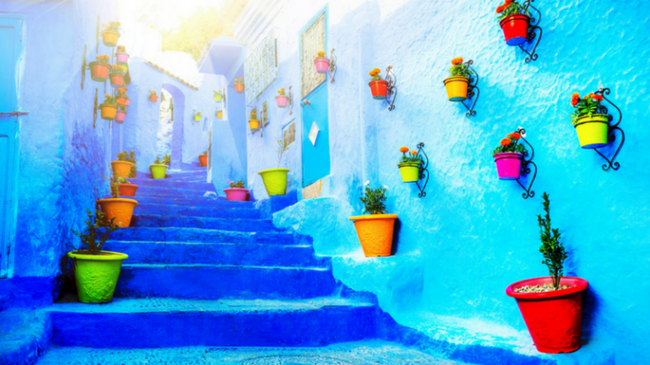 Ameya's Morocco Trip