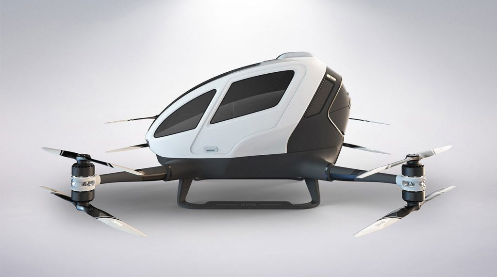 Drone Taxis