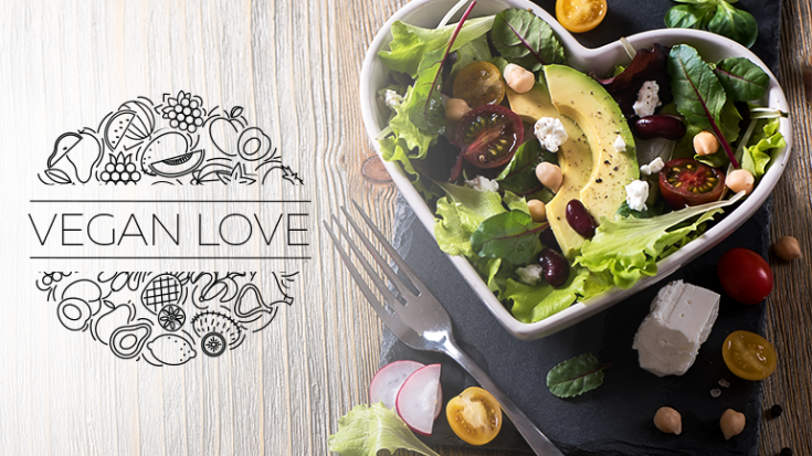 Feature Image : Vegan Food
