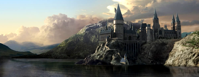 Hogwarts from Harry Potter Series