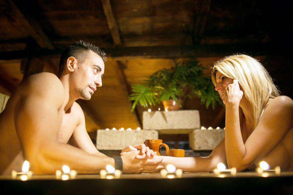 New Nude Restaurant With Saucy Aphrodisiac Menu