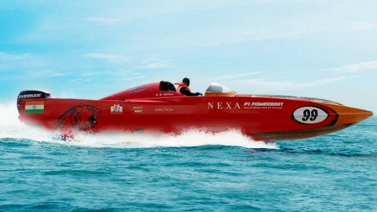 Nexaboat: Roar on the Shore