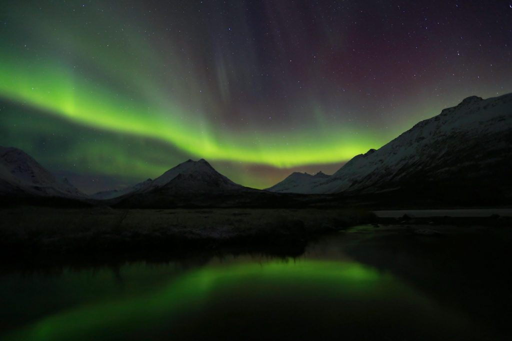 Northern lights - Tromso