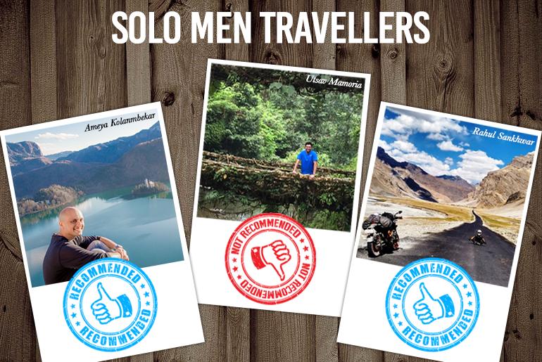 men solo travel