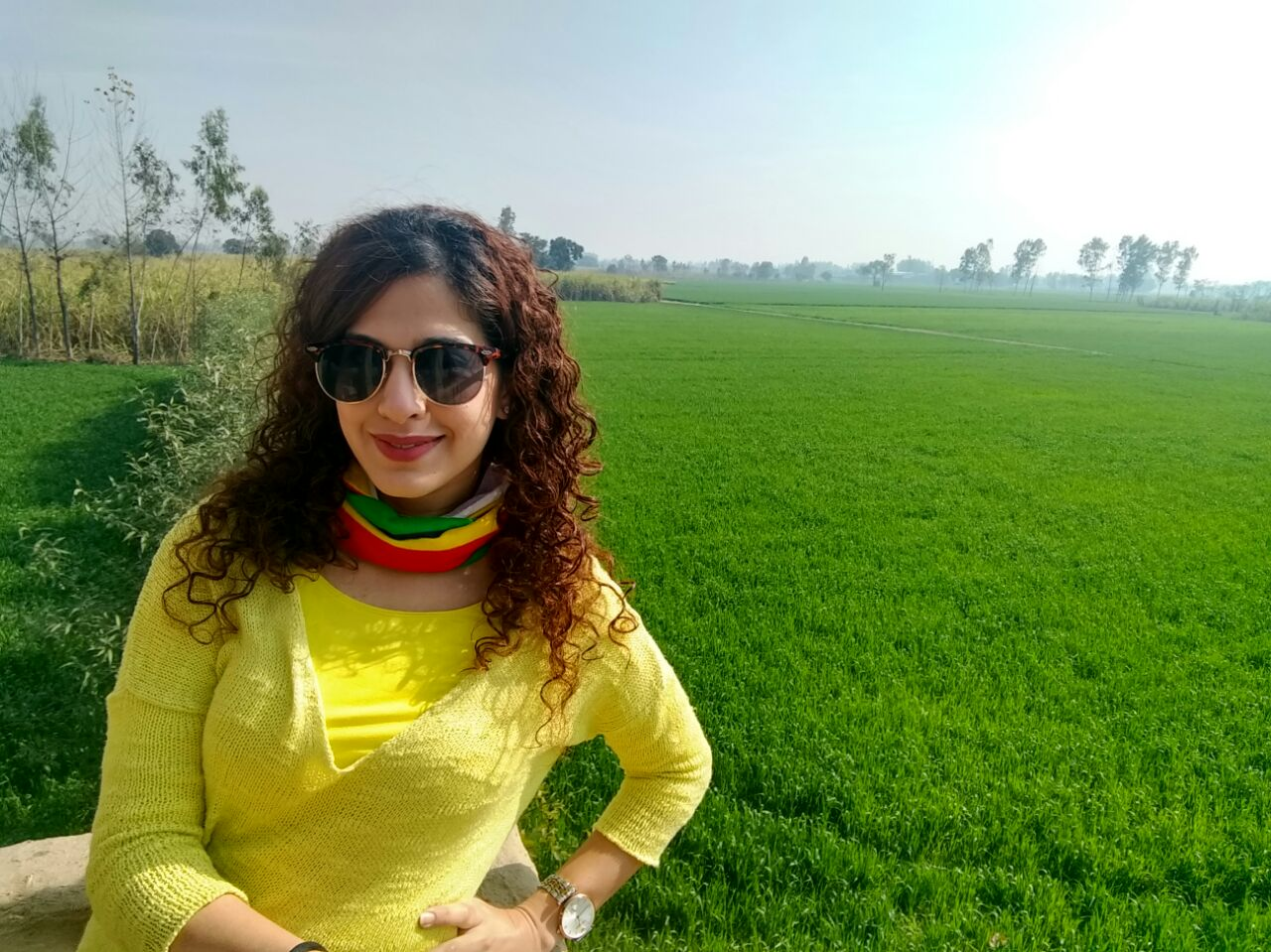 Solo Travel to Punjab