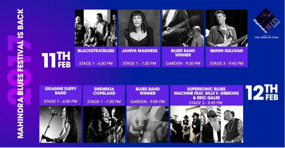 mahindra blues schedule