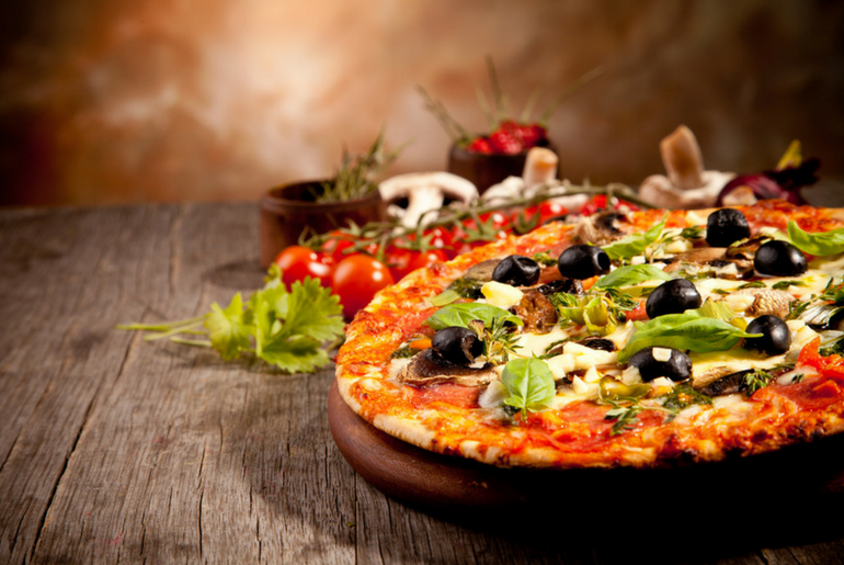 11 Pizzas