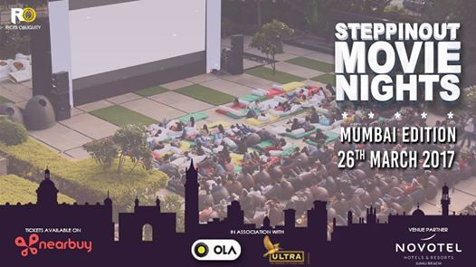 SteppinOut Movie Night