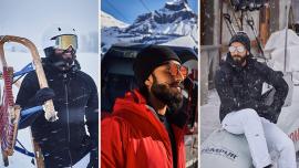 Ranveer Singh : Switzerland