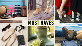 Feature Image: Travelers Shoe Guide