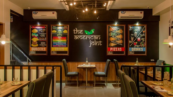 Interior: The American Joint