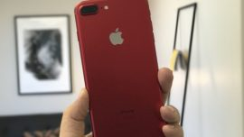 The Brand New Red iPhone 7 Plus