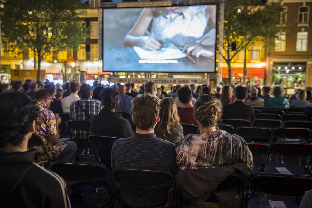 SteppinOut Movie Nights