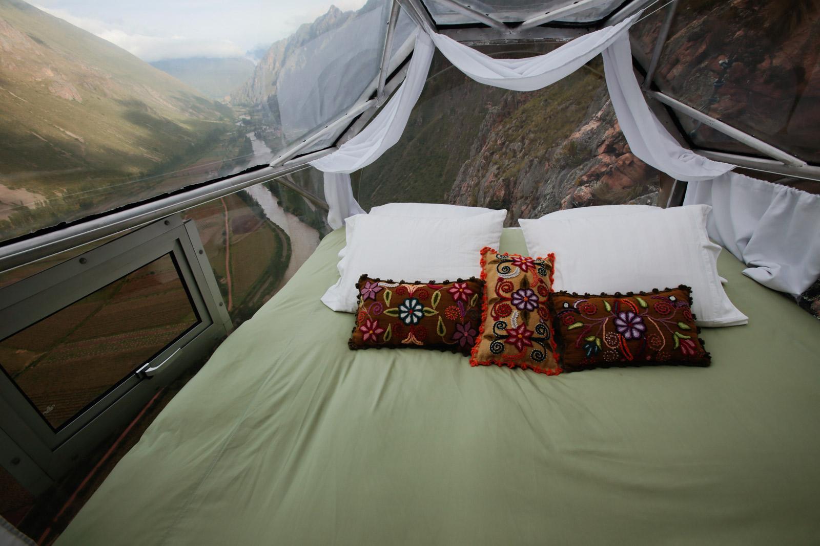 skylodge bed